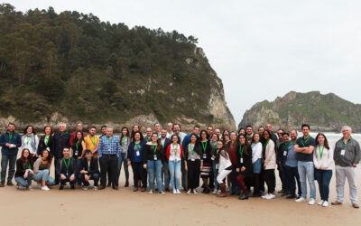 VII Jornadas de la Red Olfativa Española en la Franca Asturias 2018