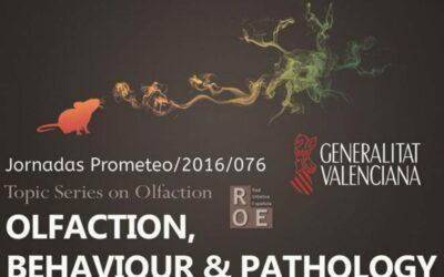 Jornadas Prometeo – Olfato, Comportamiento y Patología 19 y 20 de Octubre del 2017