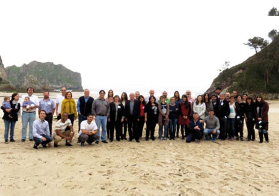 VI Jornadas de la Red Olfativa Española en La Franca Asturias 2016